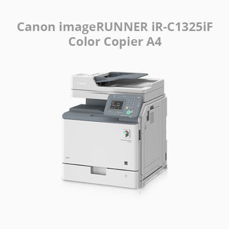 iR-C1325iF